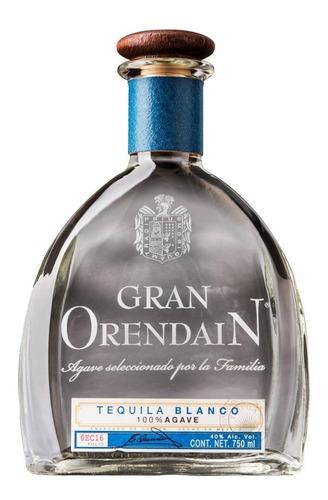 Tequila Gran Orendain Blanco 100% Agave