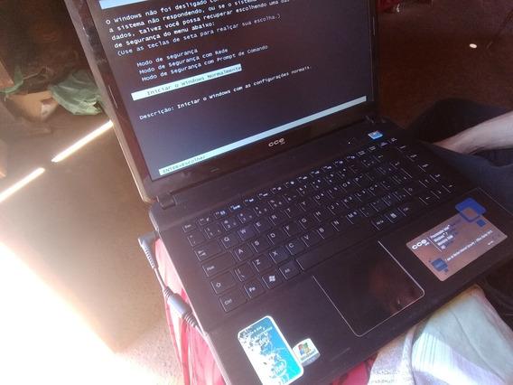 Notebook Cce Win X30s (com Defeito)