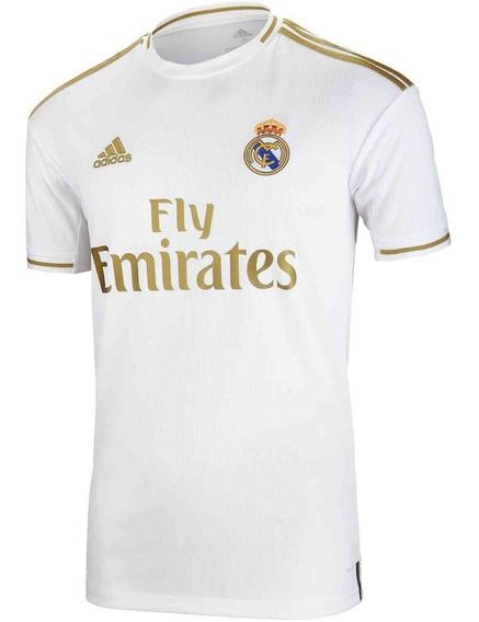 Camisa Real Madrid 2020 Oficial 2019/20 Pronta Entrega