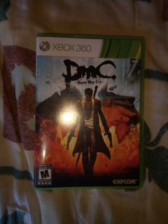 Devil May Cry: Dmc Xbox 360