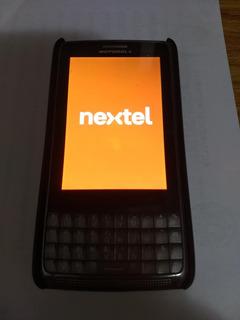 2 Nextel Motorola Kairos Xt 627 Dual Sim Nextel Y Chip Perso