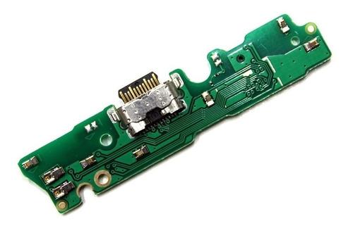 Placa Pin De Carga Microfono Motorola Moto G7 Play