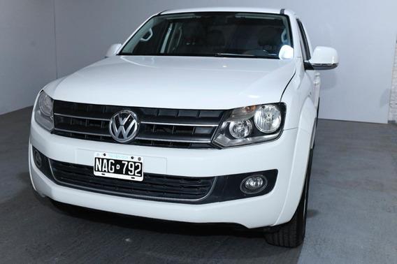 Volkswagen Amarok 2.0 Tdi 4x2 Dc Startline 180hp 2013