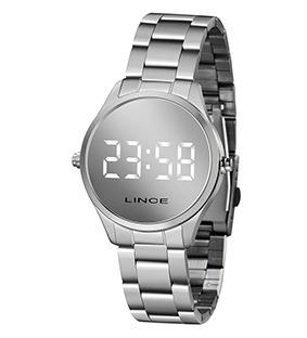 Relógio Unissex Lince Puls Aço Ref. Mdm4617l-bxsx