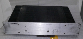 Cygnus Pa800 Amplificador Potencia Cygnus Pa-800 Rack 19