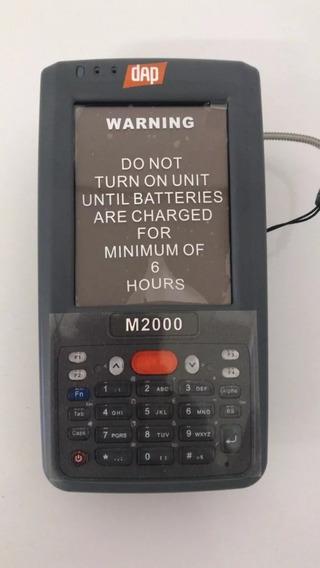 Coletor De Dados Dap M2000 Sc800 Novo