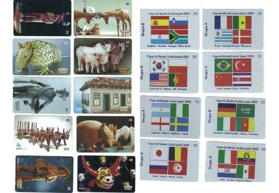 200 Cartões Diferentes Em Séries Fechadas