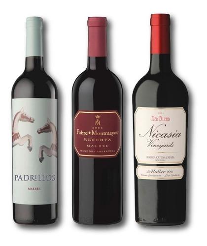 Nicasia Vineyards + Fabre Montmayou + Padrillos