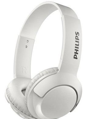 Headphone Fone De Ouvido Philips Shb3075 Original Branco Nf