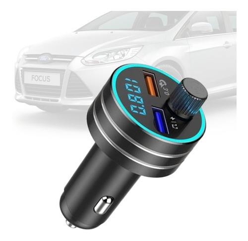 Imagem 1 de 5 de Adaptador Mp3 Bluetooth Usb Via Radio Carregador Focus 2009