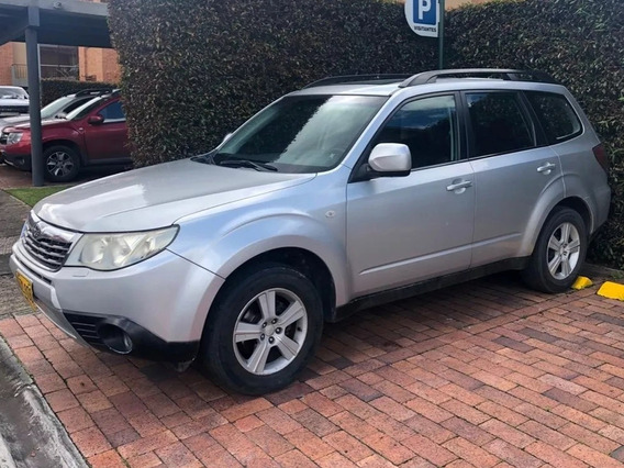 Forester Mecanica 2009 Limited