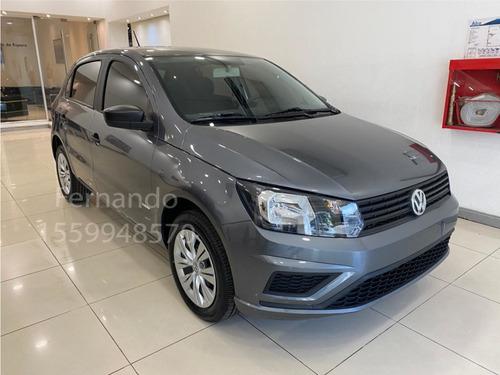 Nuevo Volkswagen Gol Trend 0km Trendline 1.6 5 Puertas 2021