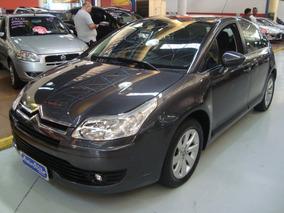 Citroën C4 Glx 2.0 Flex 2013 Automático (compl./ Único Dono)