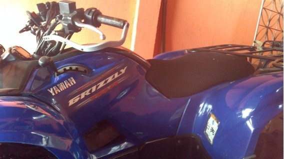 Yamaha Grizzly Yamaha 700