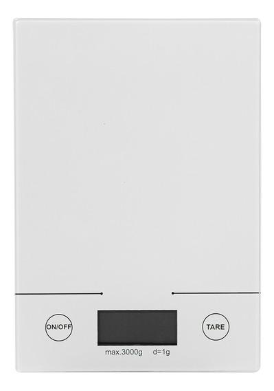 Balanza Digital Electrónica De Cocina 3 Kgs.alta Precisión