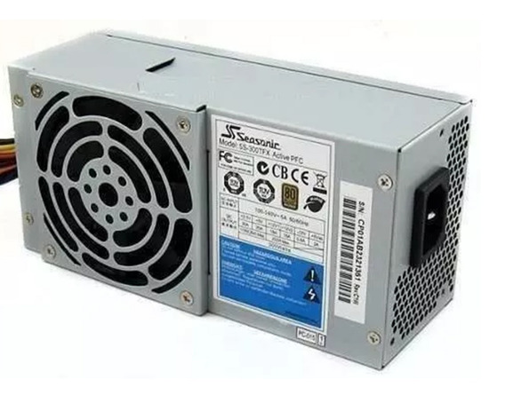 Fonte Dell Slimline Seasonic L250ns-00 Sata Ide 300w