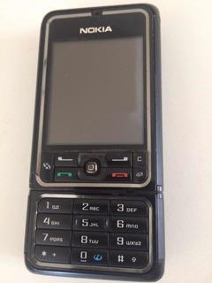 Celular Nokia 3250 Raro!parou De Funcionar Qdo Novo!leia