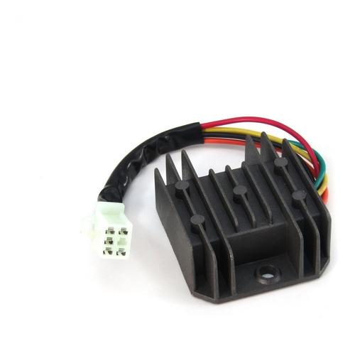 Imagen 1 de 2 de Rectificador De Corriente 5 Cables Gs2 Cg
