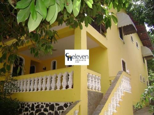 Casa Para Venda Pituaçu, Salvador R$ 1.300.000,00 Com: 6/4 Sendo 4 Suítes, 4 Salas, 2 Banheiros, 10 Vagas E 200 M². - Ca30345 - 4507459