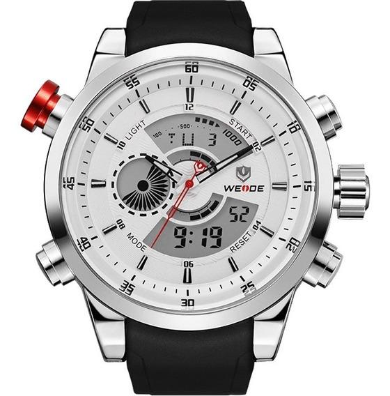 Relógio Weide Masculino Wh-3401a2208