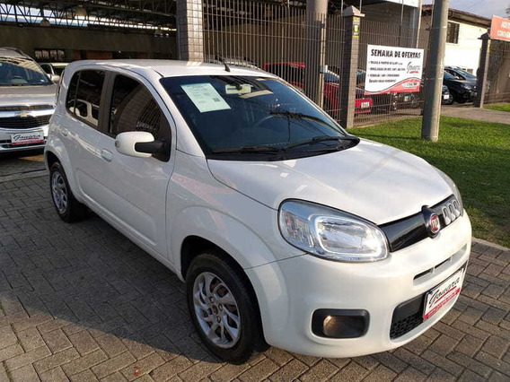 Fiat Uno Evolution 1.4 4p 2016