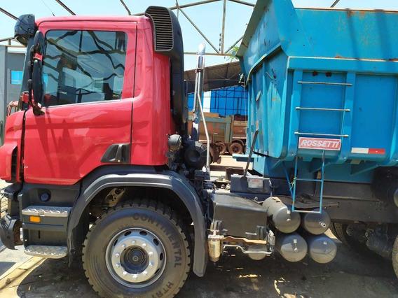 Caminhão Traçado P 420