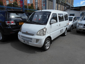 Chevrolet N300 Publica Pasajeros 1.2