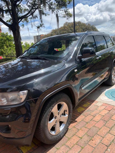 Jeep Grand Cherokee 2012 5.7 Limited