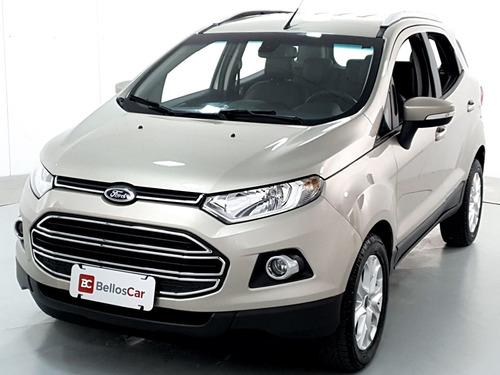 Ford Ecosport Ecosport Titanium 2.0 16v Flex Aut. 2015/2...