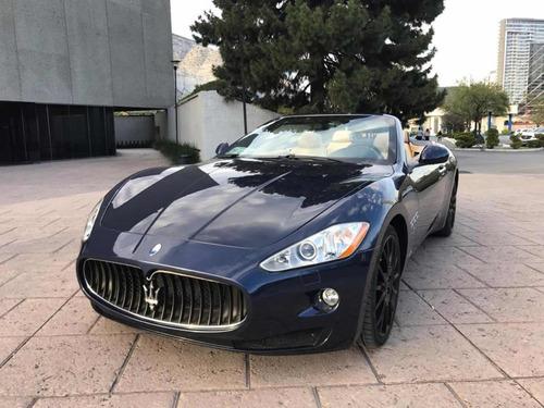 Imagen 1 de 15 de Maserati Granturismo 2011 4.7 S At