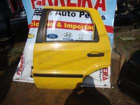 Porta Traseira Esquerda Da Ecosport  So A Lata