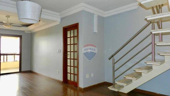 Apartamento Cobertura Com Excelente Preço E Localização! - Ap0169