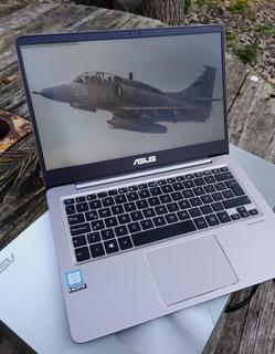 Asus Ux410ua Como Nueva Ssd 128 + Hd 1tb Ultrabook Zenbook