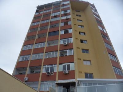 Excelente Flat Á Venda No Guarujá, A 50 Metros Da Praia, Com Lazer Total Para Morar Ou Investir - Ap00147 - 4518681