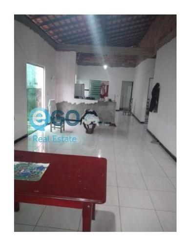 Casa No Condomínio Jardim Itabira, Com 200m², 3/4, Bairro Centro, Ananindeua, Pa - Cas_264