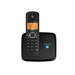 Teléfono Inalámbrico Con Auriculares E Identificador De Lla