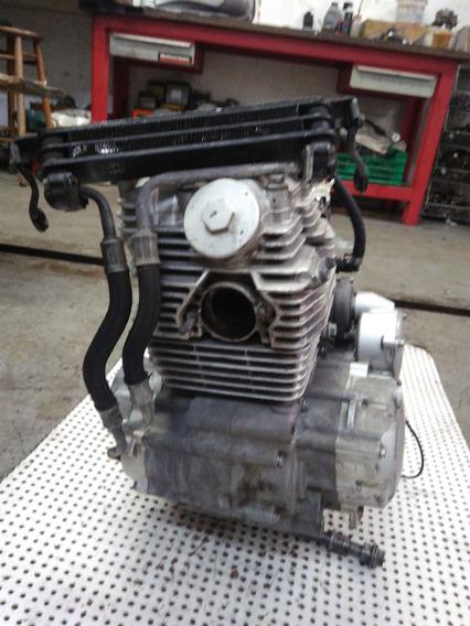 Motor Completo Yamaha Fazer Ys250 2006 Original (20930)