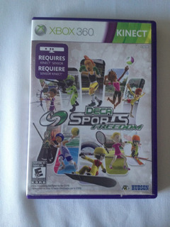Deca Sports Freedom Xbox 360 Impecable Casi Nuevo