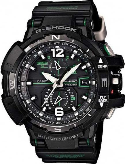 Relógio Casio G-shock Masculino Digi/ana Gw-a1100-1a3dr