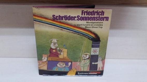 Livro De Friedrich Schröder - Sonnenstern - Raridade