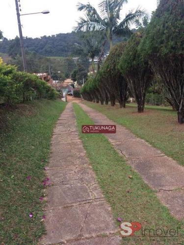 Chácara À Venda, 3915 M² Por R$ 650.000,00 - Jardim Estância Brasil - Atibaia/sp - Ch0097