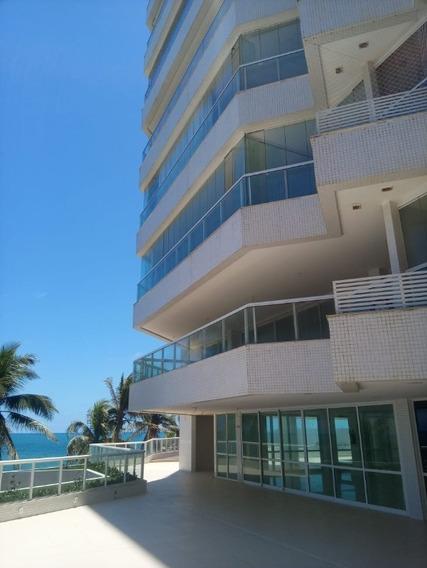 Apartamento Cobertura A Venda No Magistrale 4 Quartos Suites 288m2 Frente Mar No Rio Vermelho - Lit544 - 34642390