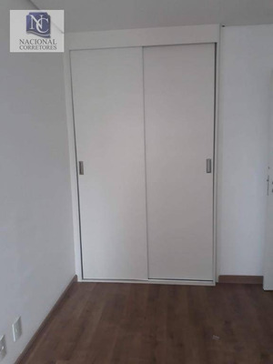 Apartamento Para Alugar, 65 M² Por R$ 1.400,00/mês - Vila Curuçá - Santo André/sp - Ap6620