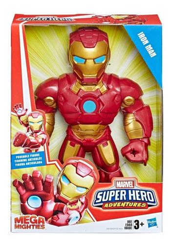 Figura Super Hero - Iron Man Cod 4132 - Vamos A Jugar