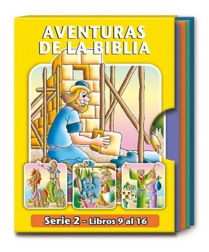 8 Libritos Cristianos Para Niños Aventuras De La Biblia 2