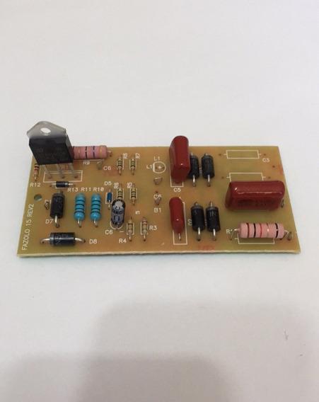 Placa Para Eletrificador De Cerca Rural 150.000 M² 127/220v