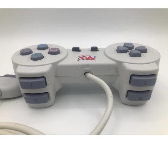Kit 10 Controles Psone Ps1 Joystick