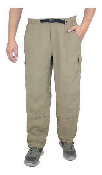 Pantalón Tipo Cargo, Convertible A Bermuda. Estilo 3078f