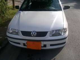 Vw Gol 1.6 Power Nafta Gnc 5 Puertas Impecable