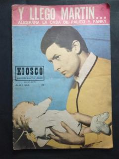 Palito Ortega Especial Nació Su 1° Hijo Con Poster Gigante